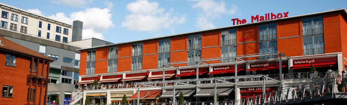 Ξενοδοχεία στην πόλη Μπέρμιγχαμ
