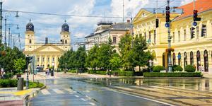 Autoverhuur in Debrecen