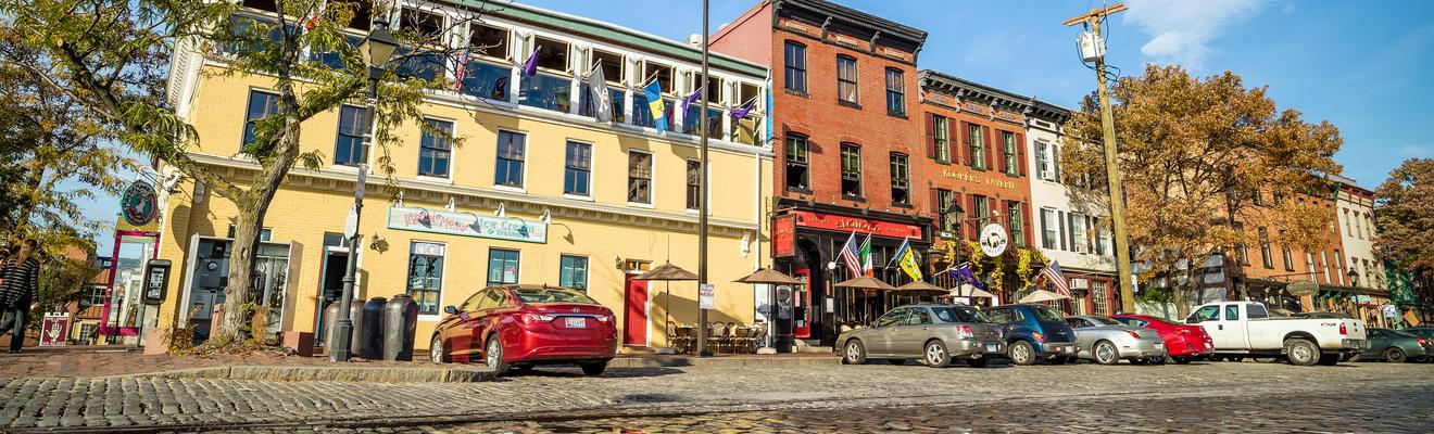 Hotels in Baltimore