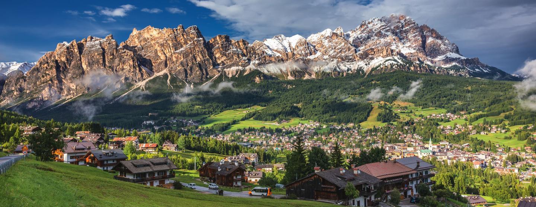 Cortina d'Ampezzo luxury hotels