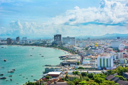Tarjouksia hotelleista Pattaya