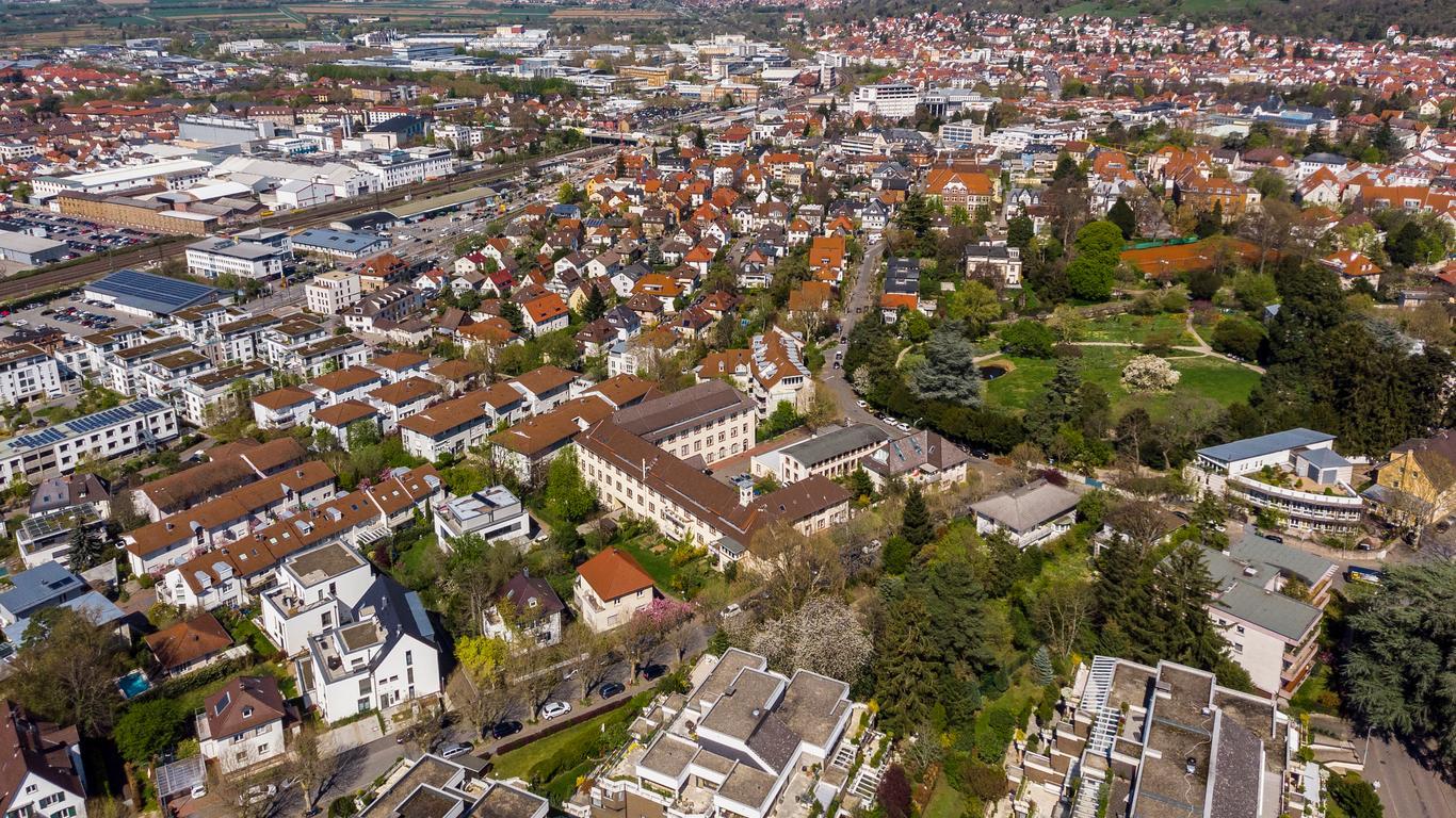 Renta de autos en Weinheim