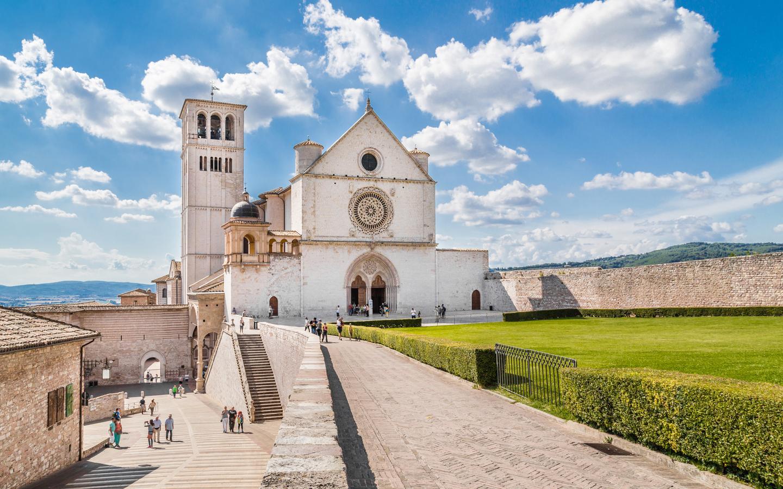 Assisi hotellia