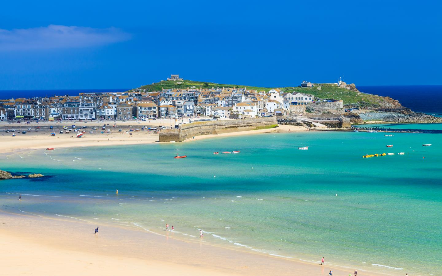 St. Ives (Cornwall) hotellia