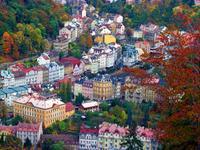 Karlovy Vary hotellia