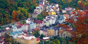 Hyrbil i Karlovy Vary