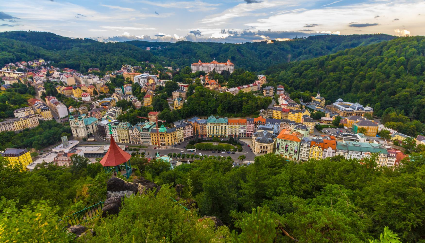 Renta de autos en República Checa