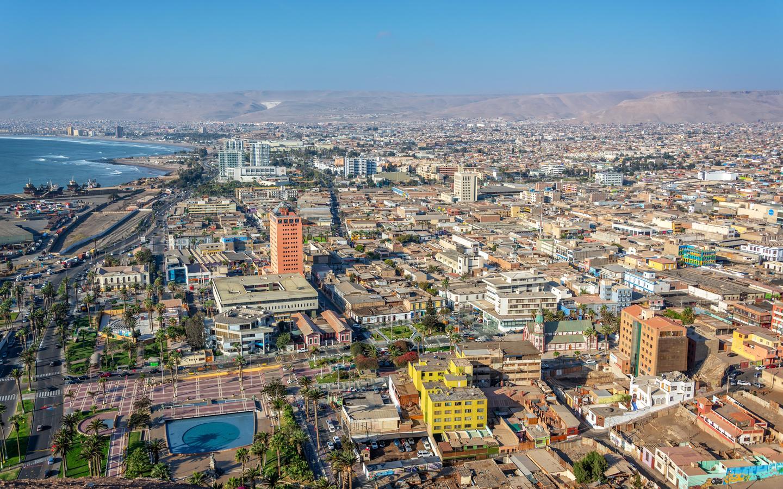 Arica hoteles