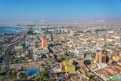 Ξενοδοχεία στην πόλη Αρίκα