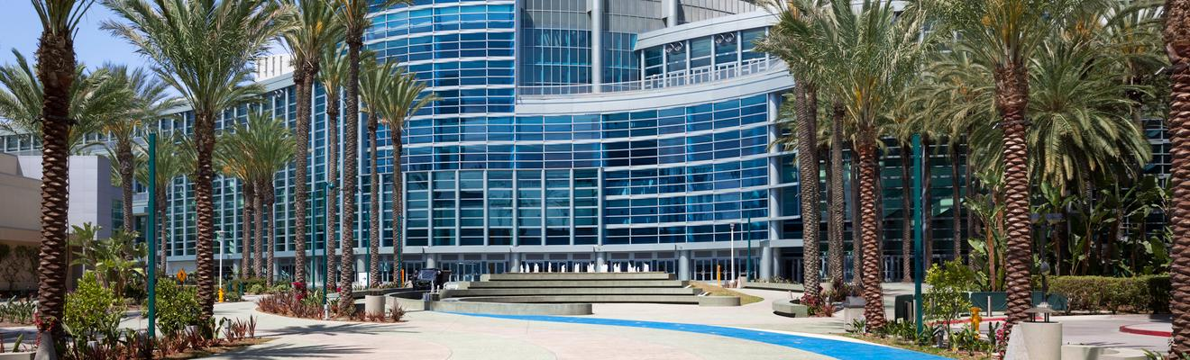 Anaheim hotellia