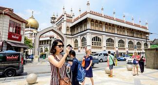 Singapore's Little India Guided Walking Tour