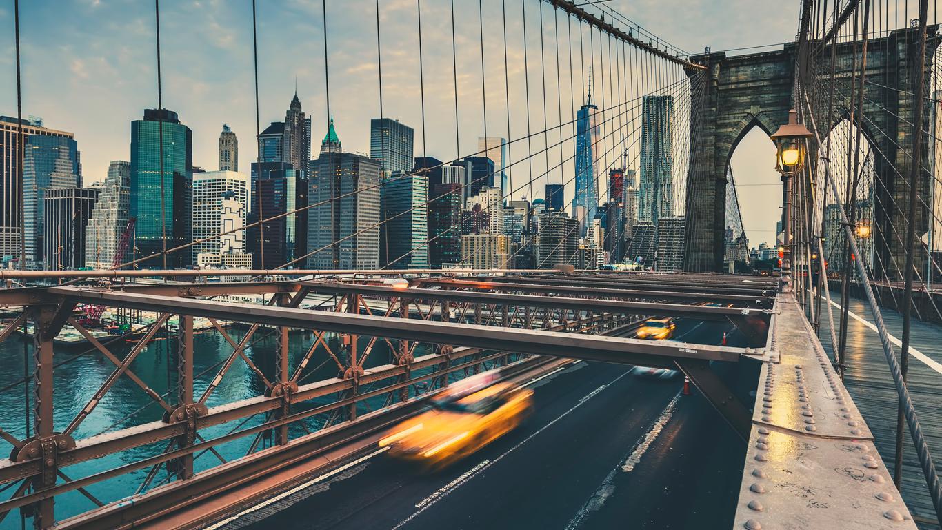 Aluguel de carros em Nova York
