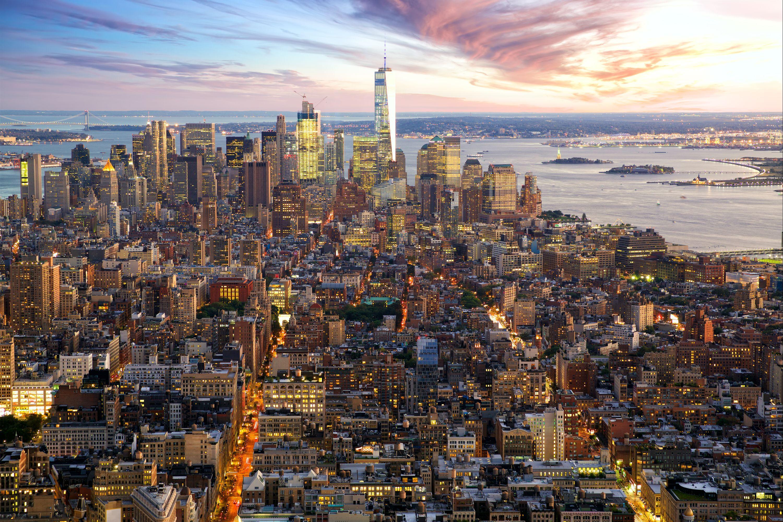 New York collegamento sito