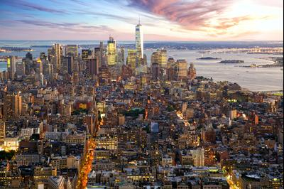 Flyg och hotell new york billigt