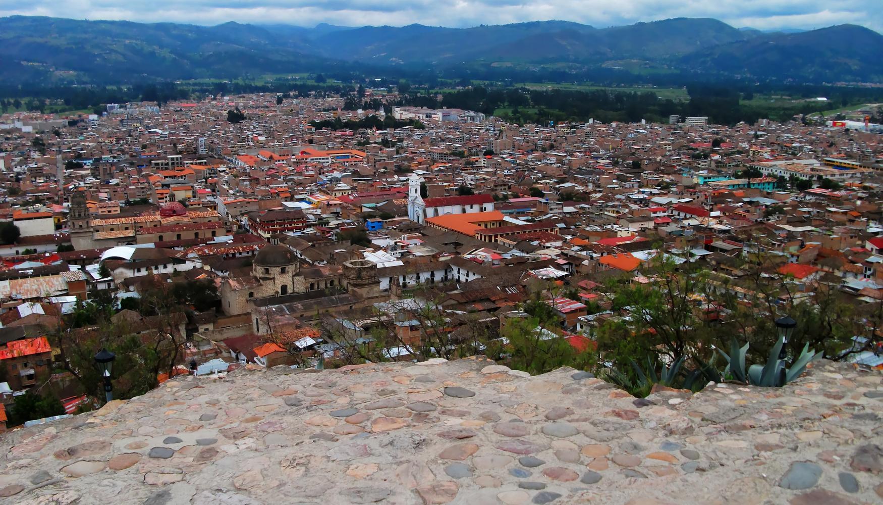 Autonvuokraukset Cajamarca lentokenttä