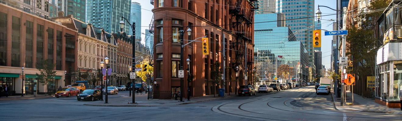 Khách sạn ở Toronto