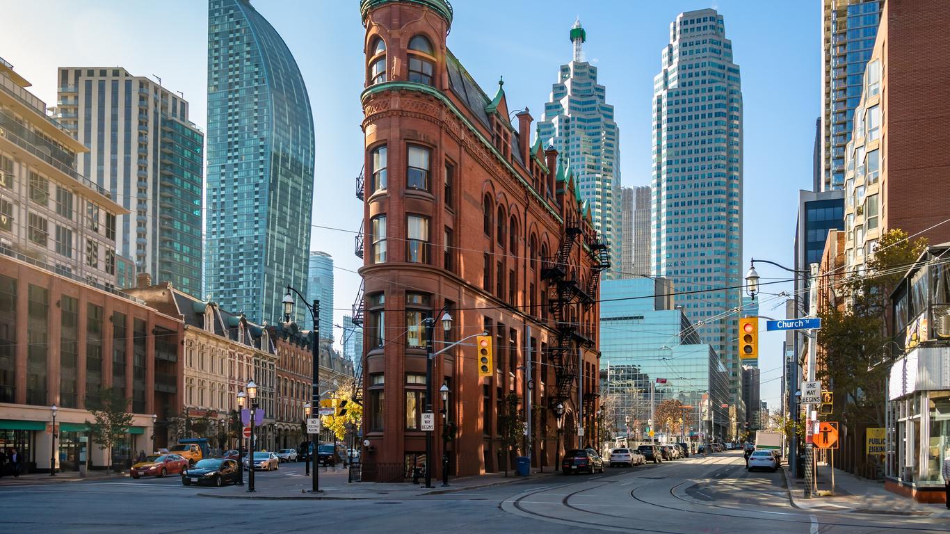 Wypożyczalnie samochodów Toronto