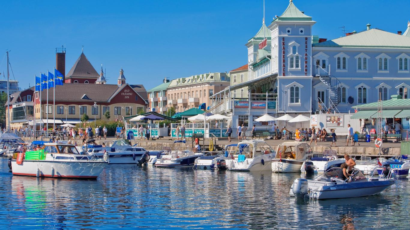 Strömstad: оренда авто