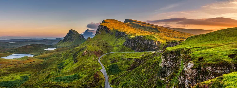 Isla de Skye, Escocia, Reino Unido
