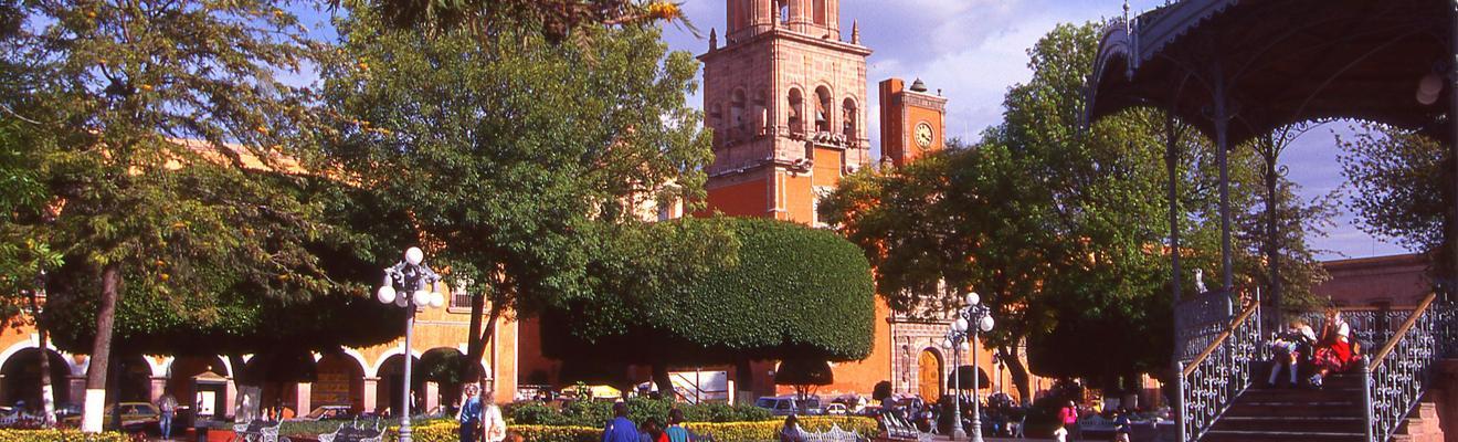 Santiago de Querétaro hotellia