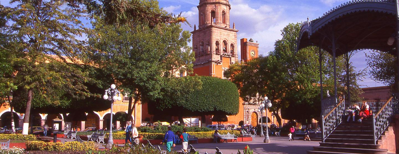 Santiago de Querétaro Pet Friendly Hotels