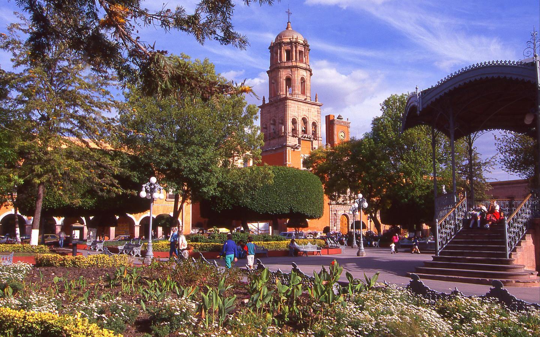 Khách sạn ở Santiago de Querétaro