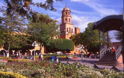 Ξενοδοχεία στην πόλη Santiago de Querétaro