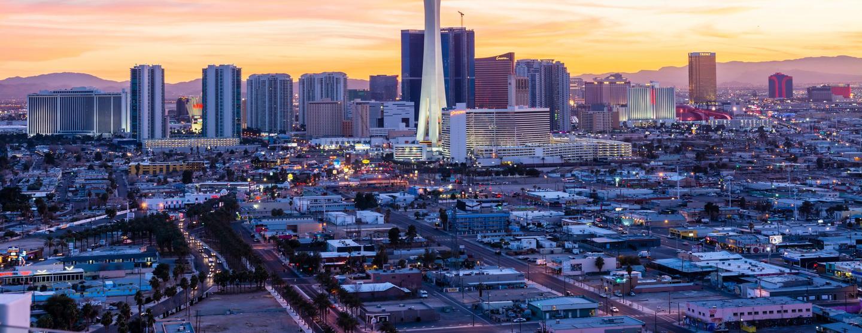 Auto de alquiler en Aeropuerto Las Vegas Boulder City