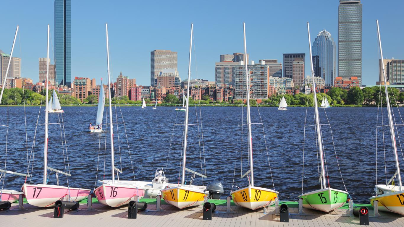 Alquiler de autos en Boston