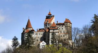Bran Castle and Rasnov Fortress Tour from Brasov with Optional Peles Castle Visit