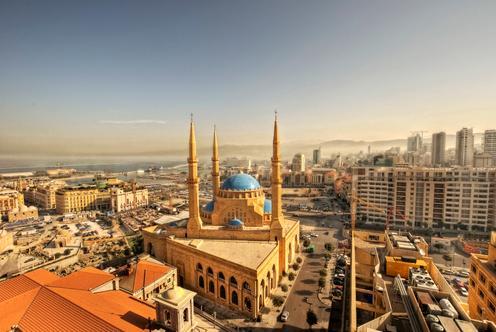 Erbjudanden på hotell i Beirut