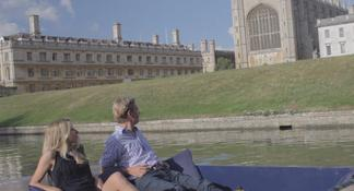 Chauffeured Punting Tour in Cambridge
