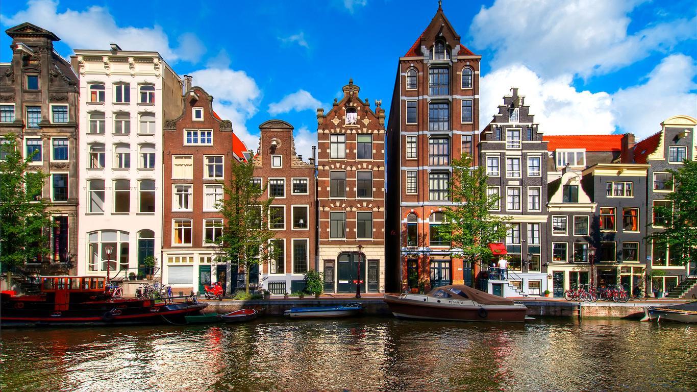 Hyrbilar i Amsterdam