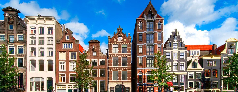 アムステルダム スキポール空港のレンタカー