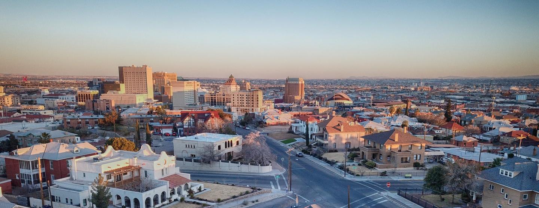 Autonvuokraus El Paso