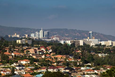 Ofertas de hotel en Kigali