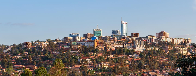 Location de voitures - l'aéroport Kigali