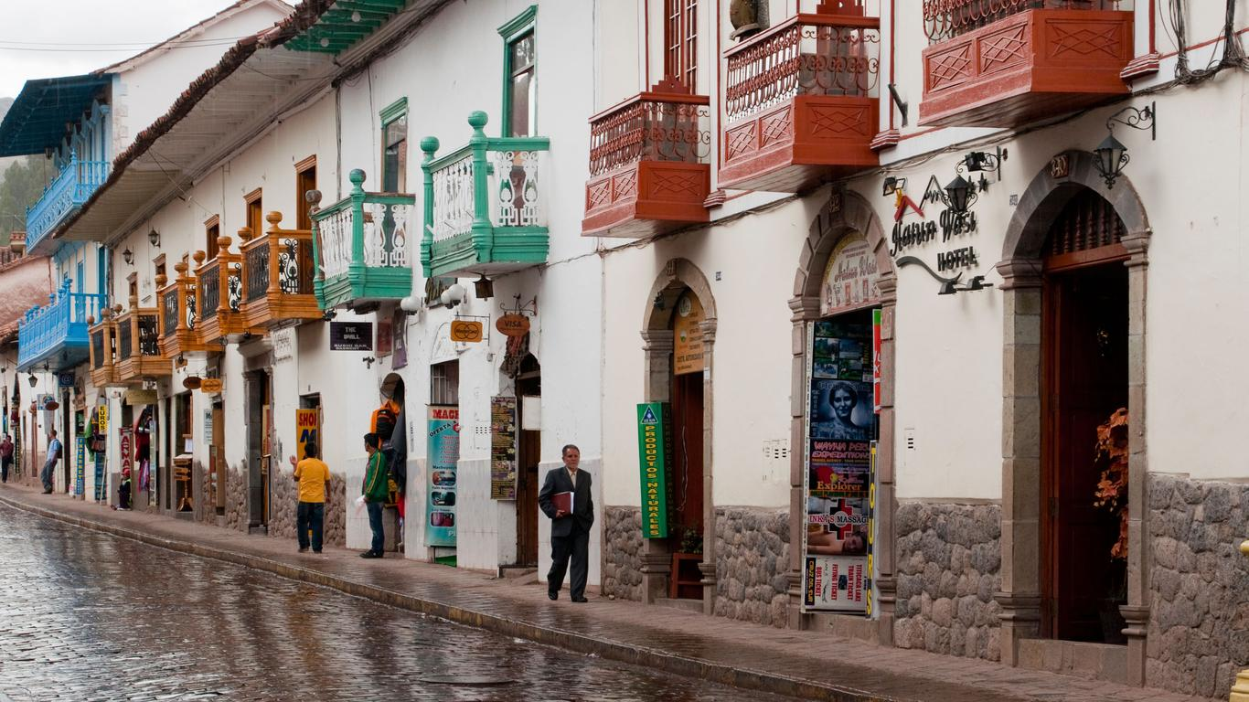 Cusco Mașini
