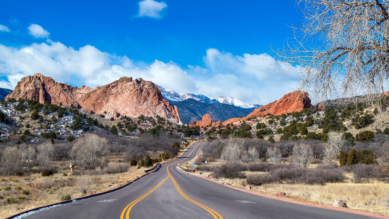 Mietwagen in Colorado Springs