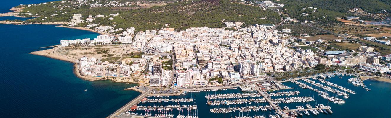 Ξενοδοχεία στην πόλη Sant Antoni de Portmany