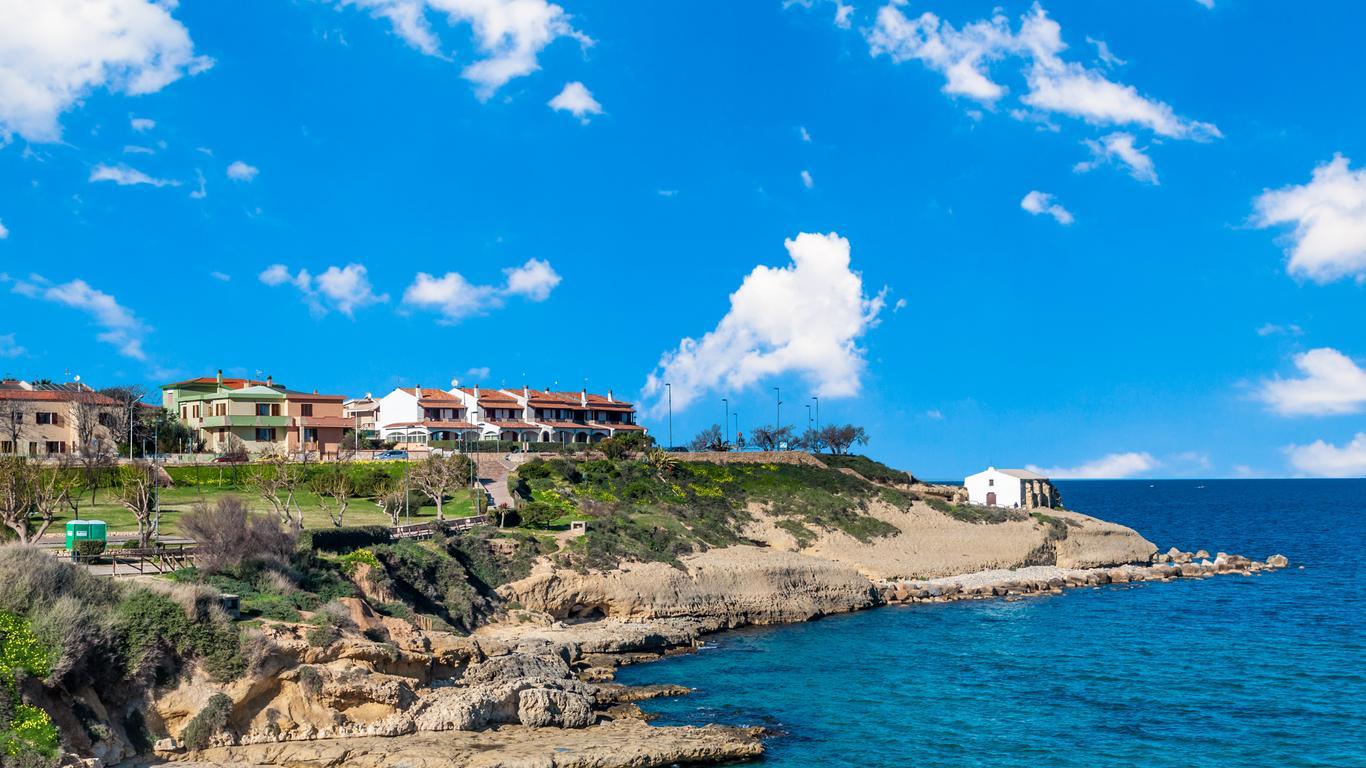 Coches de alquiler en Porto Torres
