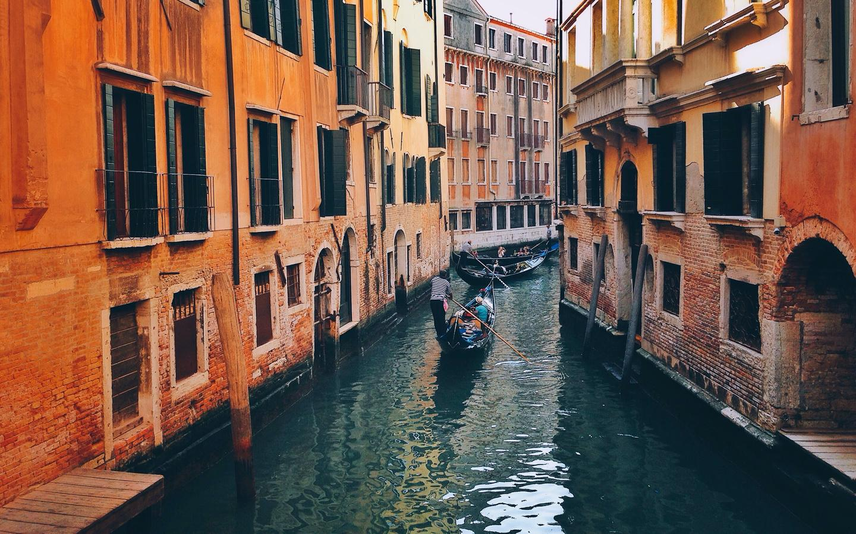 Hoteles en Venecia