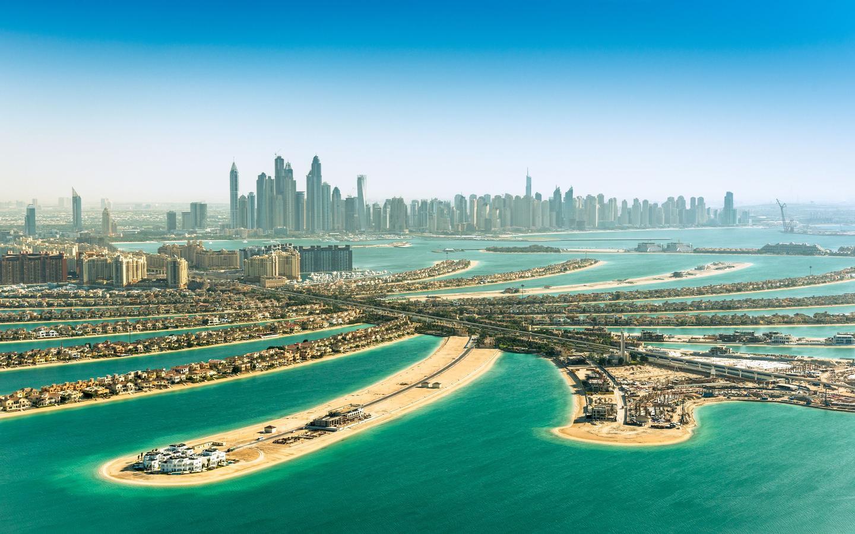 Ξενοδοχεία στην πόλη Ντουμπάι