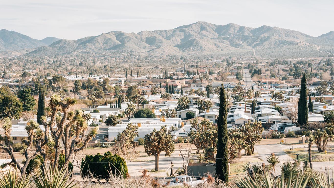 Yucca Valley: оренда авто