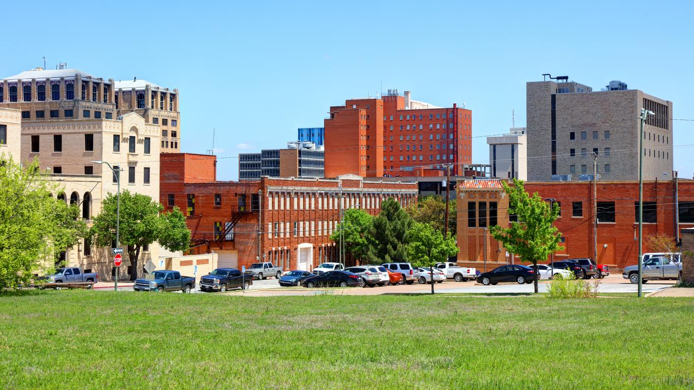 Wichita Falls autoverhuur