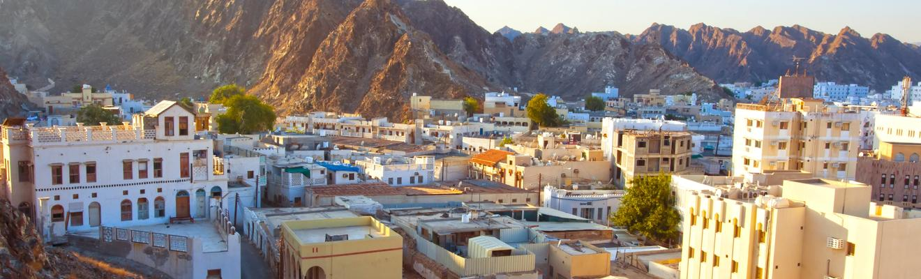 Khách sạn ở Muscat