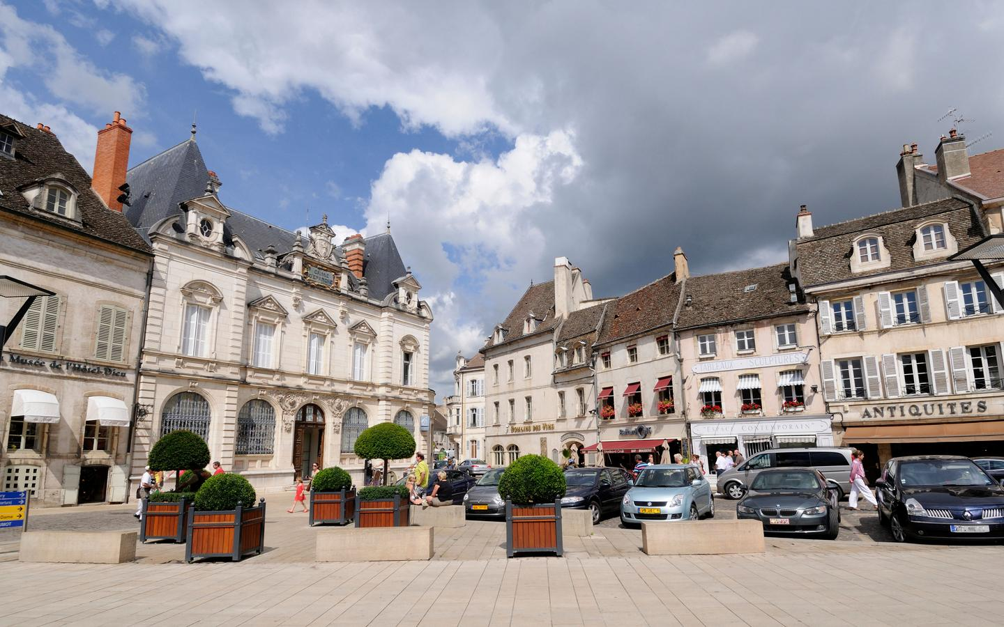 Beaune hotels