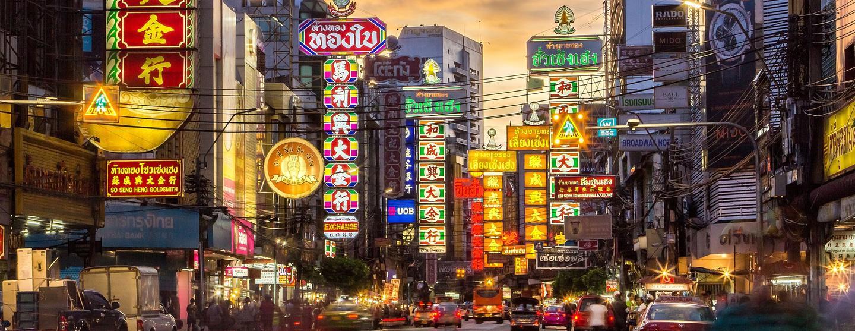 Leiebiler i Bangkok
