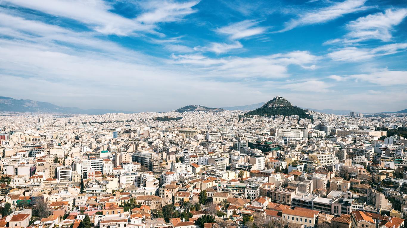 Mietwagen in Athen
