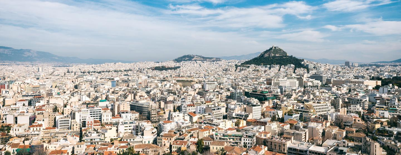 Alquiler de autos en Atenas
